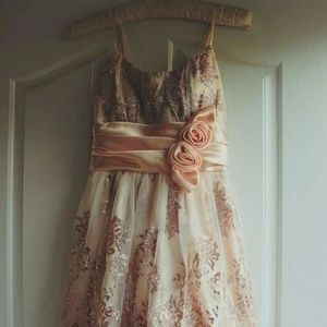 Girl's Wedding Dress